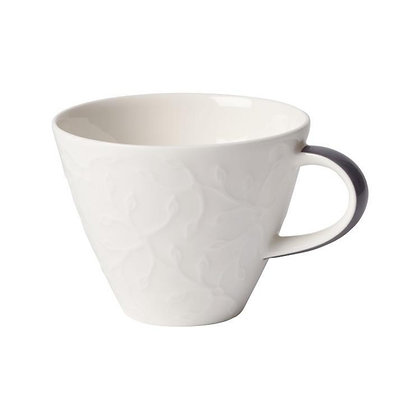 CAFFE CLUB FLORAL TOUCH OF SMOKE TAZA CAFE S/PLATO