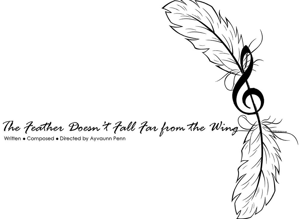 The Feather Doesn't Fall Far from the Wing
