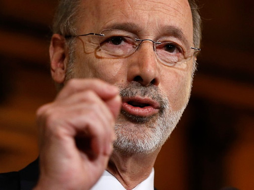 Tom Wolf's Attack on Life
