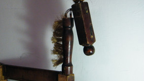 Puppets from broken furniture