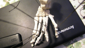 Foot marionette
