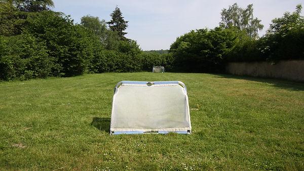 Mini foot à la Grange Evasion