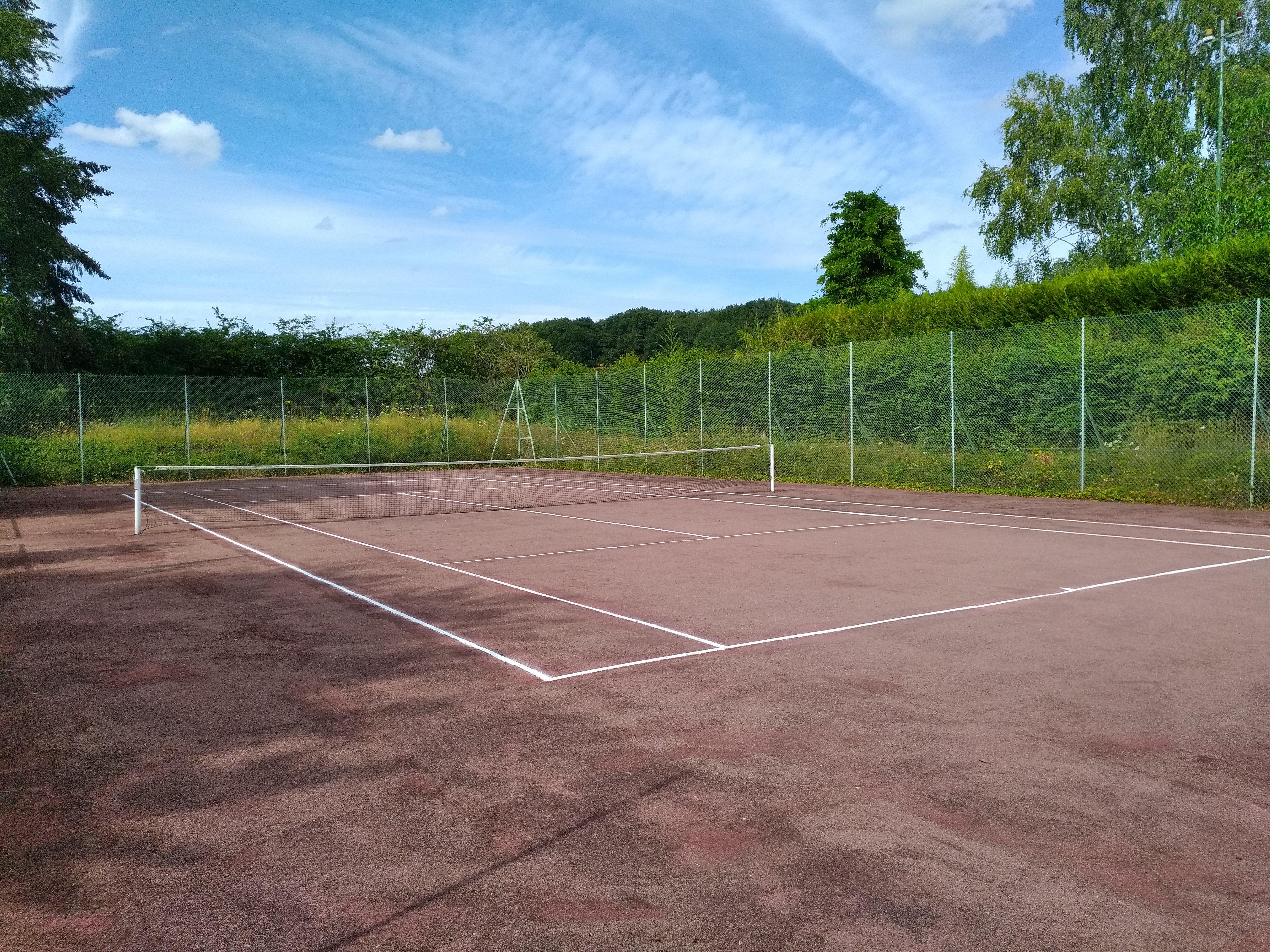 Gite avec tennis piscine Yvelines