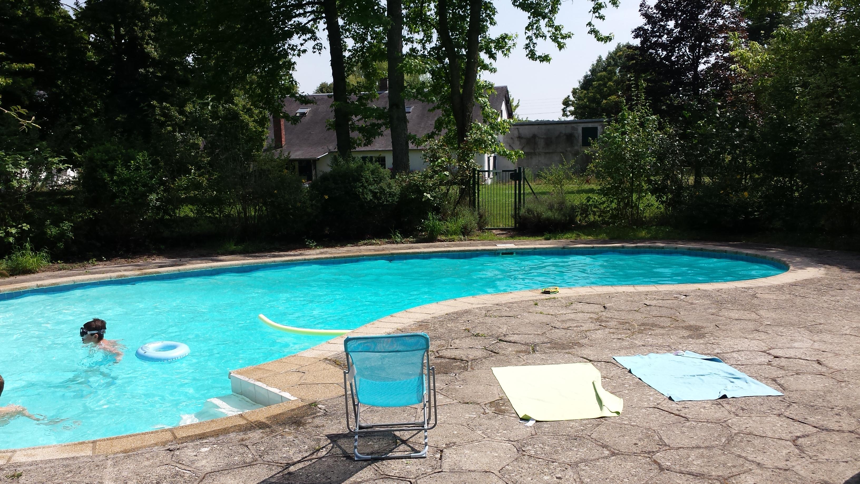 Gite avec piscine Rambouillet