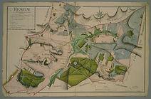 Carte de la Boissière de 1788