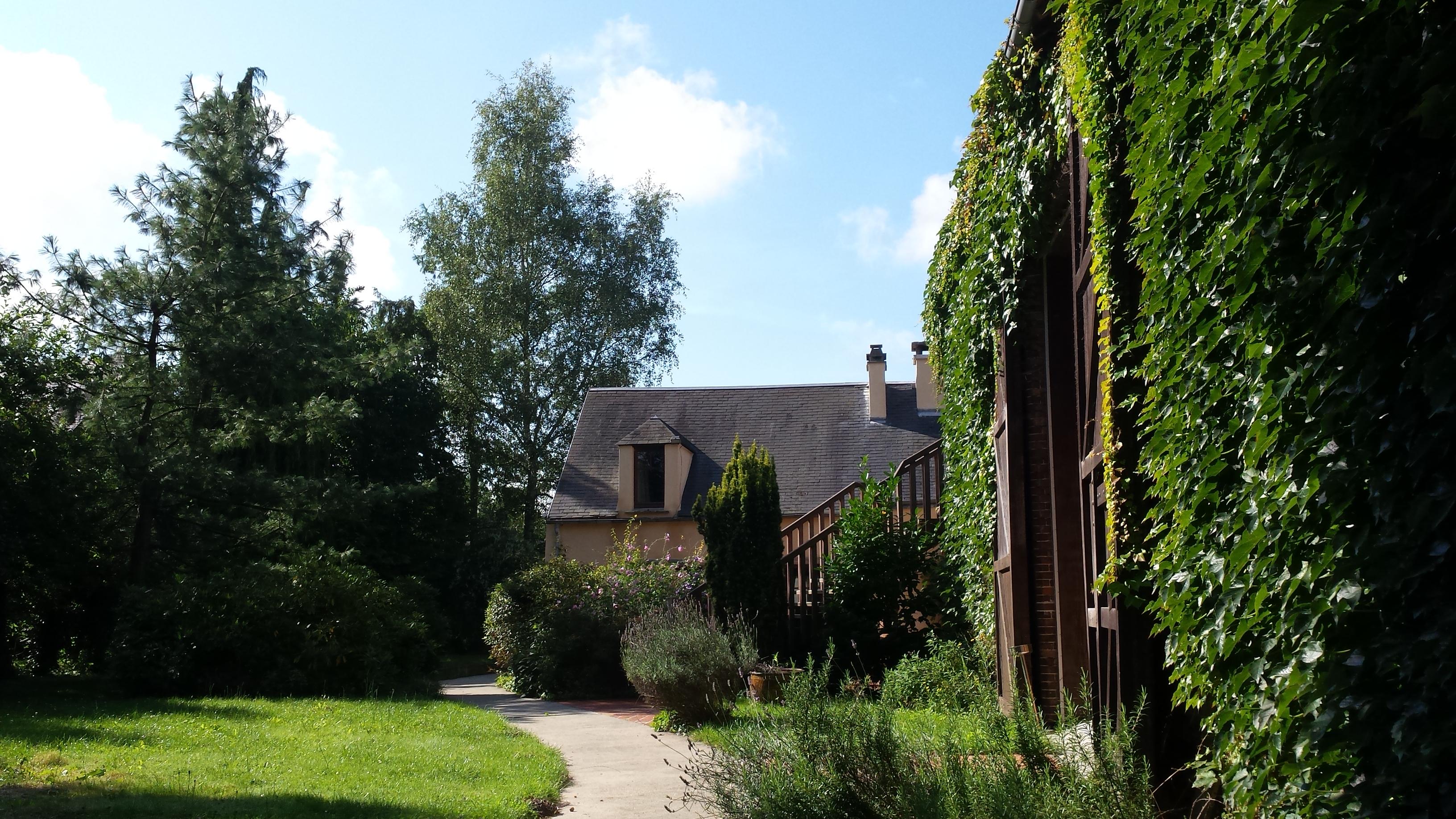Grand gite Yvelines Rambouillet
