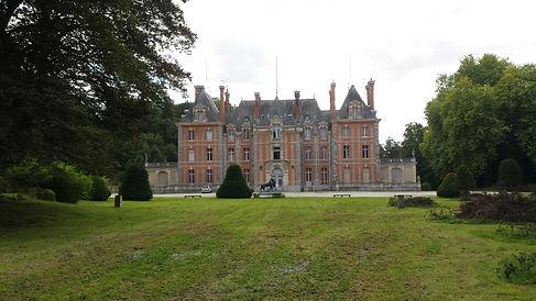 Actuelle propriété du Conseil Général des Yvelines