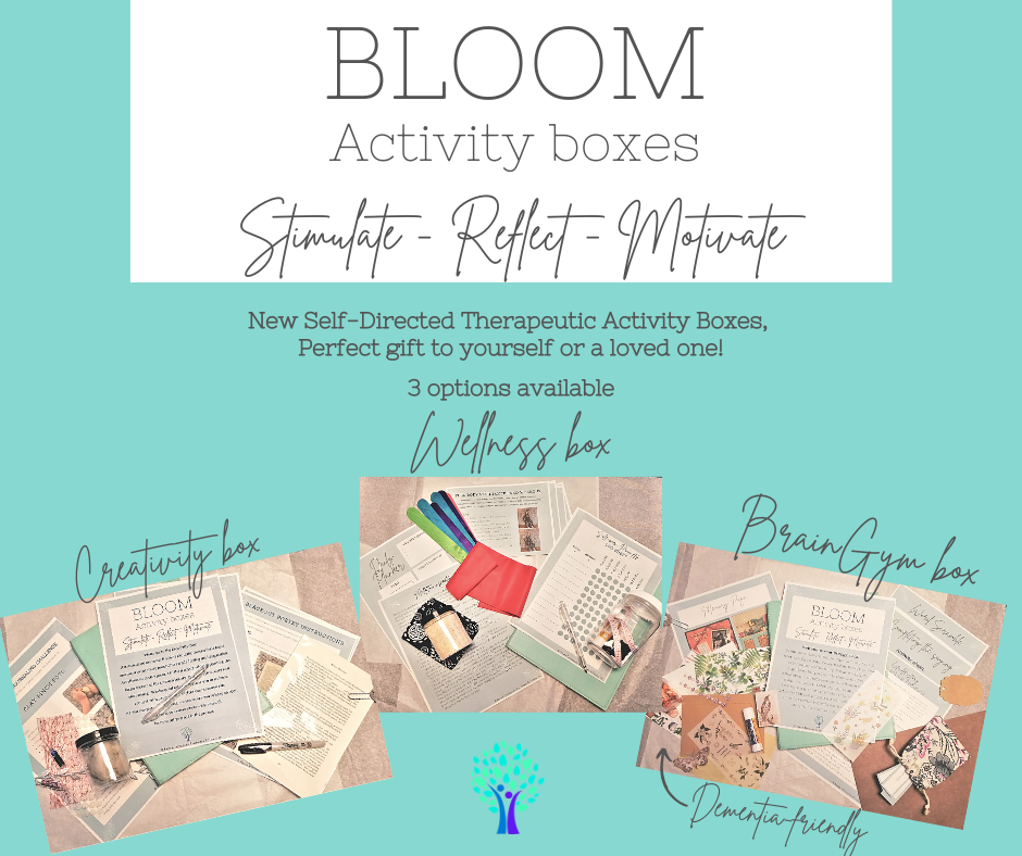 NEW - Activity Boxes