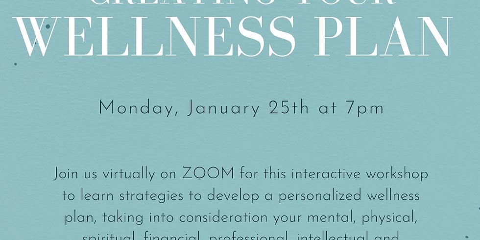 Wellness Plan Workshop