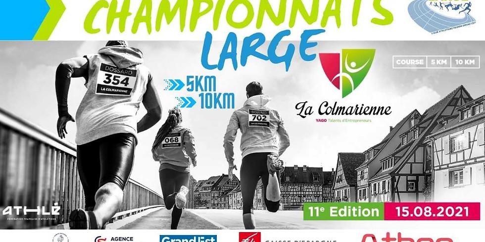 La Colmarienne - Les Courses Yago