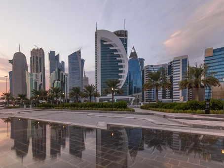 Welsh Government joins forces with Atlantic Service for Doha Trade visit