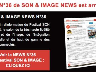 La news Image & Son - Juin 2017
