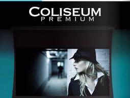 Ecran motorisé Coliseum Prémium - Lumene Screen