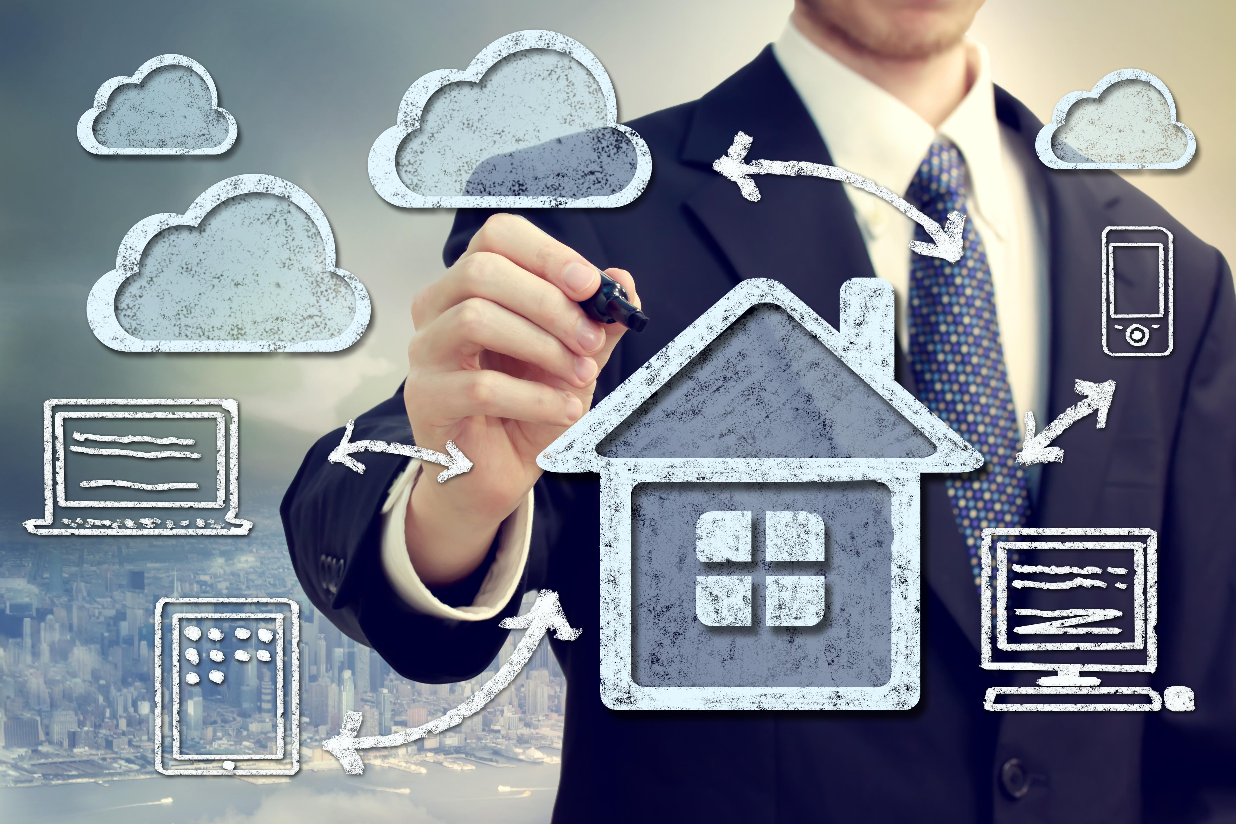 Digital-home