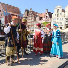 Historische Kostümführung Lüneburg