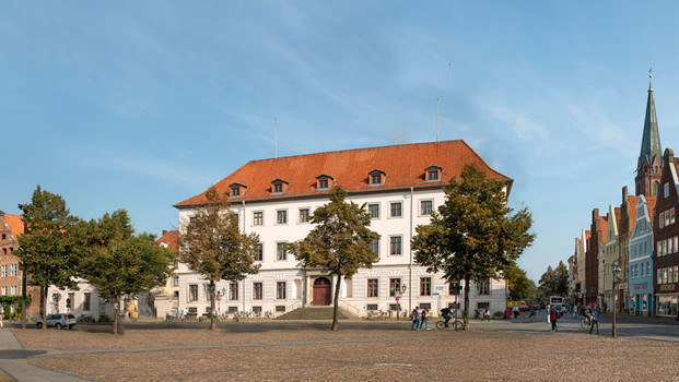 Ehemaliges Schloss/ Landgericht