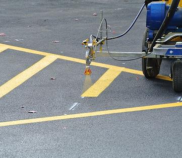 Line Striping   Bridgeton, NJ   Asphaltech Pavement Solutions