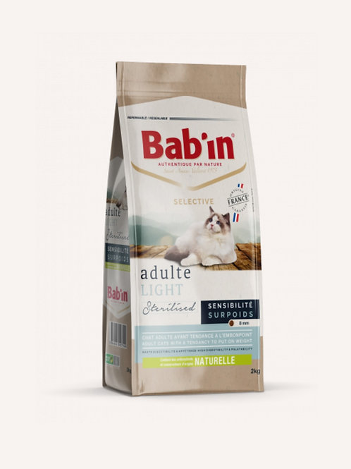 Bab'In Chat Adulte Light