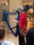 Confessions of a Late Night Harpist