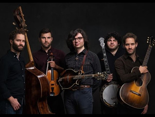 The Lonely Heartstring Band in Newburyport Oct. 27