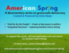 American Spring documentary series