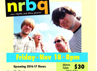 NRBQ in the house