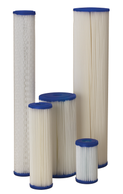 Polypleat Filter Cartridges- 20 Micron