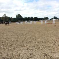 Equestrian arenas