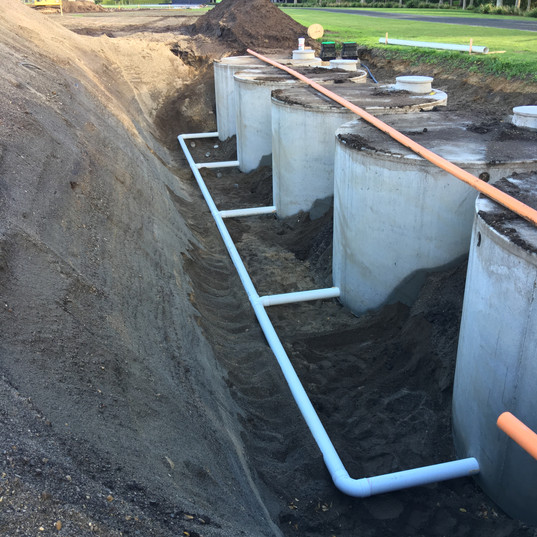 Concrete Water Tanks