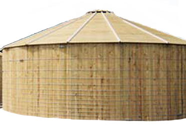 Wooden Water Tank