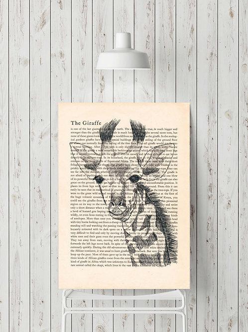 'The Giraffe'