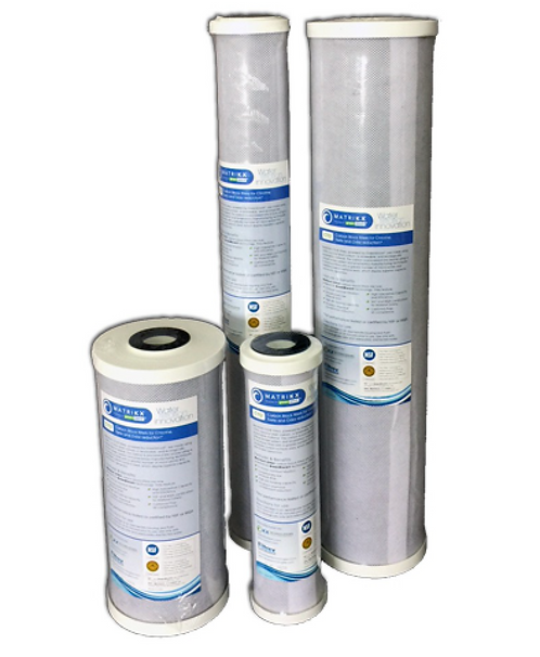Activated Carbon Blocks Filter Cartridges