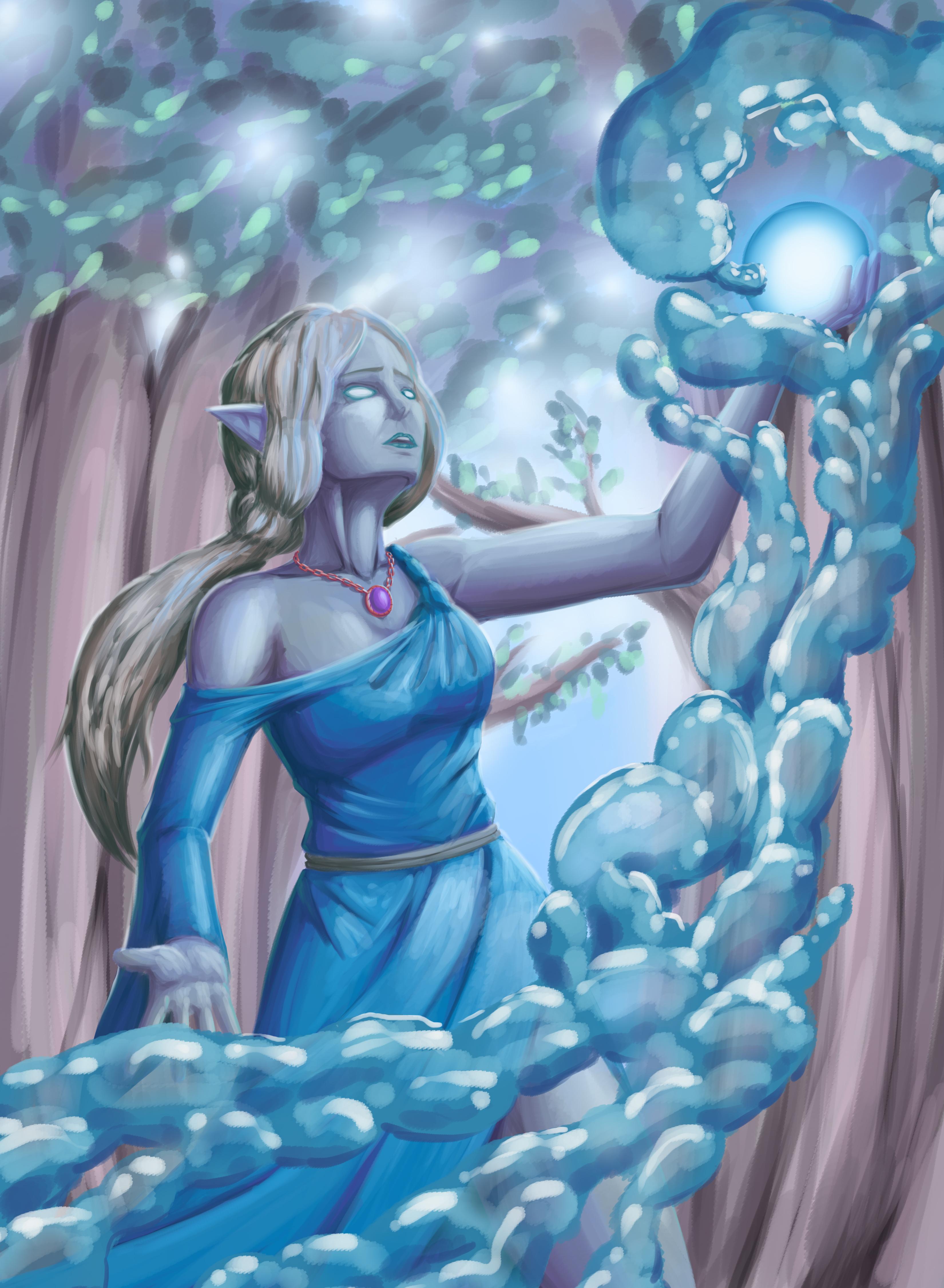 Elven Conjuror
