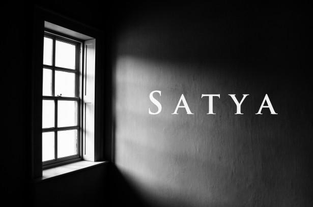 satya:  living your truth