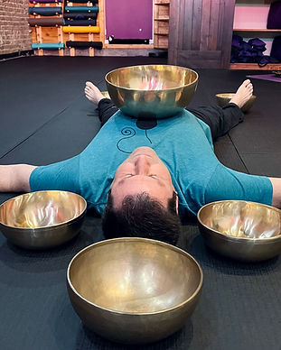 Private Sound Healing Sessions