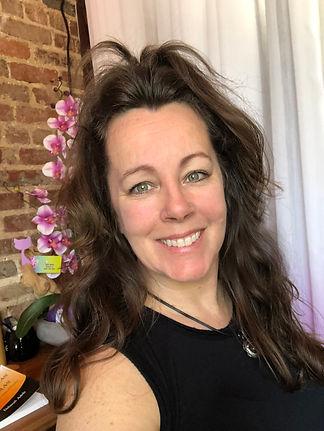 Lisa McCormack:  Owner of Black Cat Yoga