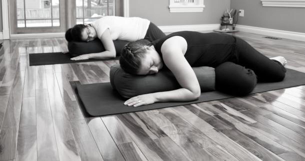 Black Cat Yoga Jacksonville Restorative Yoga