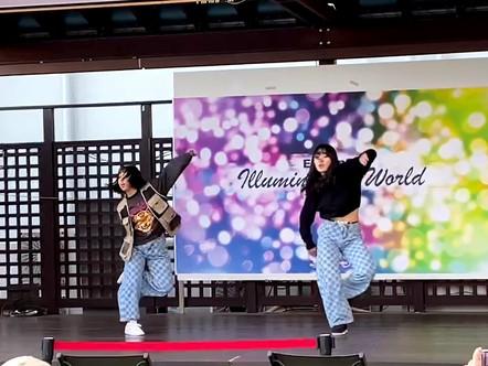 dance event ekimae 1