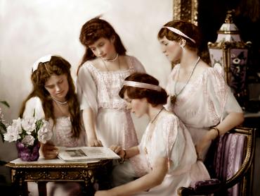 Those Romanov Girls