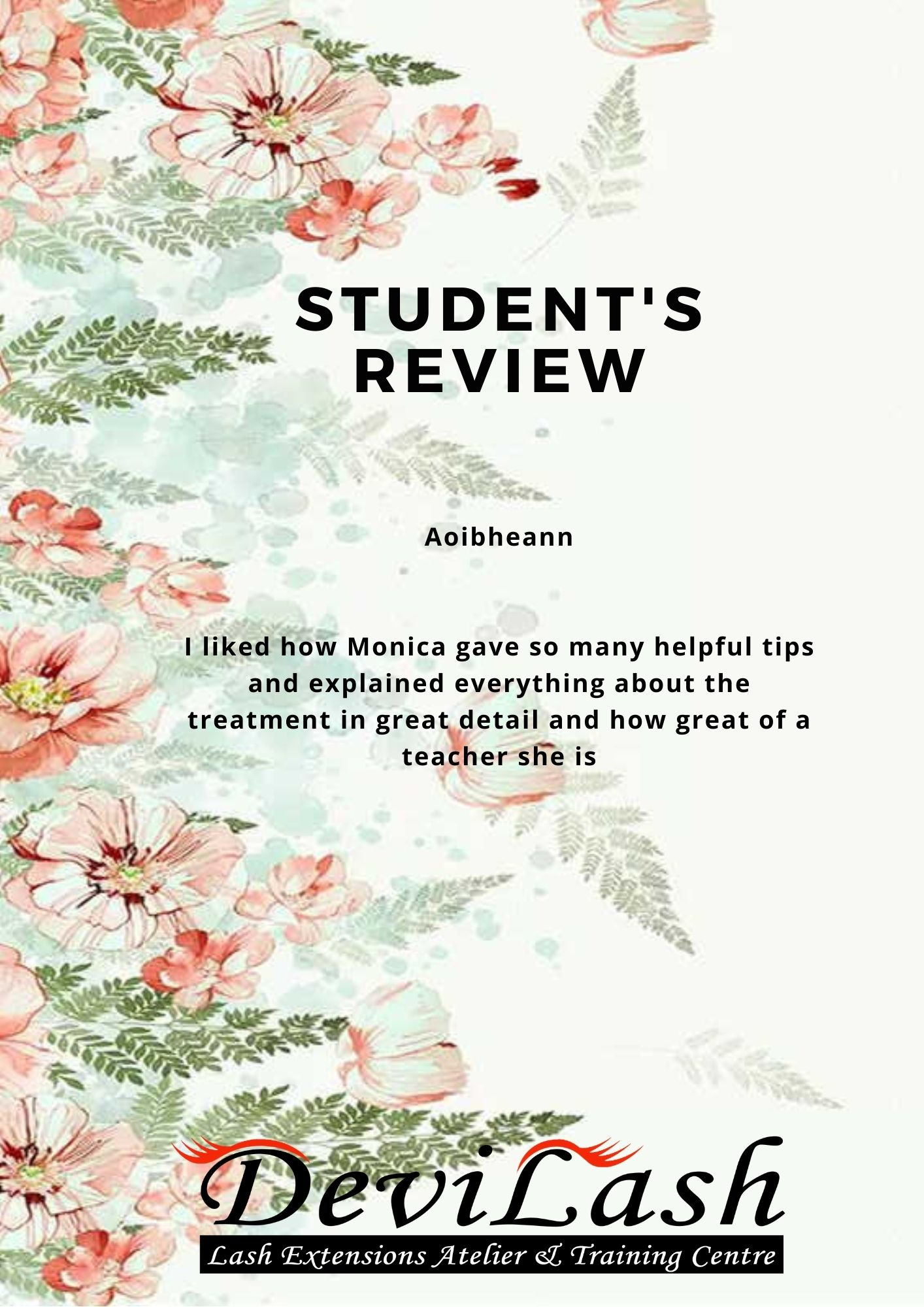 Copy of Student's Review(7)