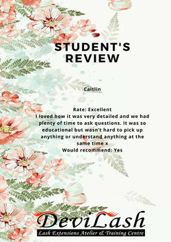 Copy of Student's Review(3)