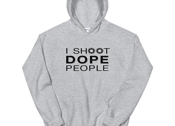 I Shoot Dope People Unisex Hoodie