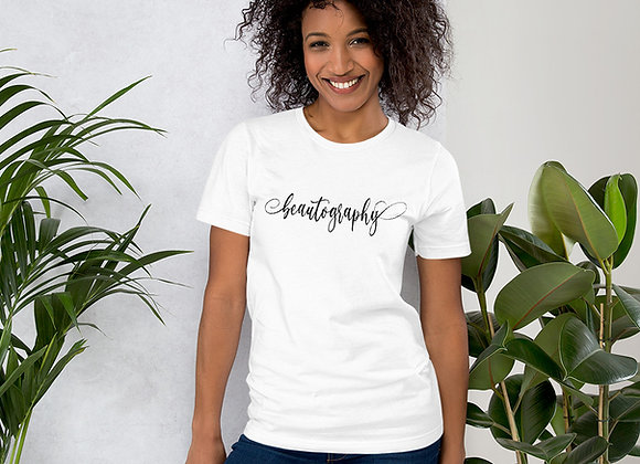 Beautography Short-Sleeve Unisex T-Shirt