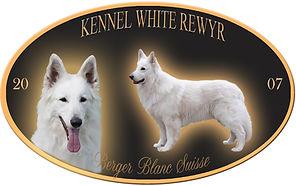 White Rewyr, Hvit Gjeterhund