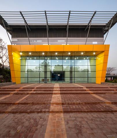 Project: Munsiganj Indoor Stadium Architect: Arif Anwar Design: ARTEK   Photo: Asif Salman © 2020
