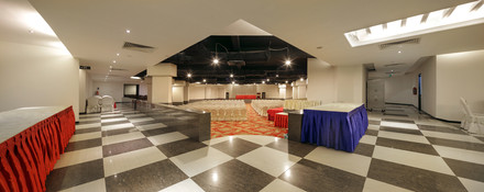 Conference Hall, hotel the cox today