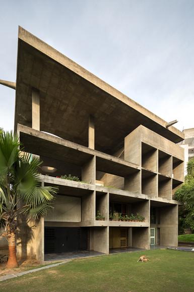 Villa Shodhan, Le Corbusier