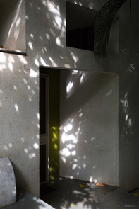 Maneesha House - The last officially designed house by B.V Doshi