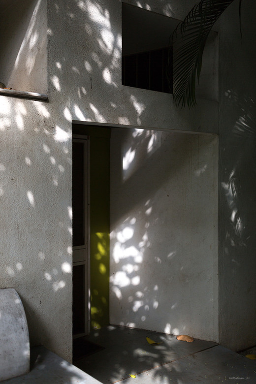 Maneesha House, B.V Doshi