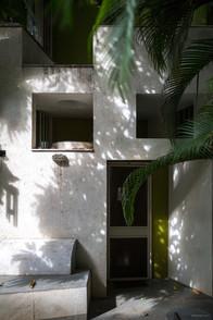 Maneesha House by B.V Doshi
